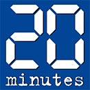Logo Presse 20minutes