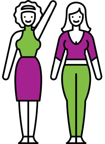 Colocation entre femmes
