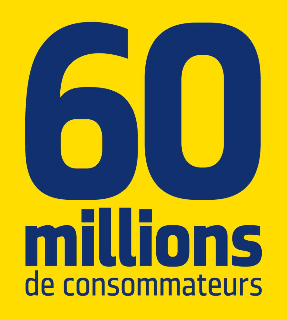 Logo 60 millions de consommateurs